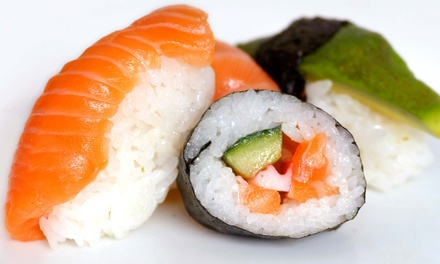 Japanese Food, Hibachi, and Sushi for Dine-In at Miyako Sushi & Steakhouse (43% Off)