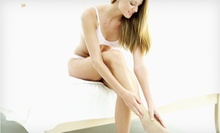 Six Laser Hair-Removal Treatments on a Small, Medium, Large, or Extra-Large Area at VB Laser Trim Clinic (Up to 94% Off)