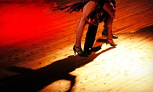 Four or Eight Beginner Salsa Classes at Art In Motion Dance Academy (Up to 56% Off)