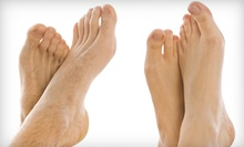 Laser Toenail-Fungus Treatment for One or Both Feet at Rejuvé in Saratoga (Up to 70% Off)