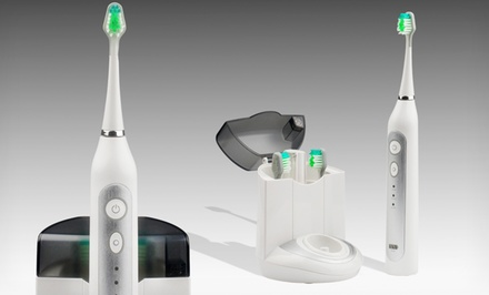 UltraSonic Toothbrush w/ UV Sanitizer