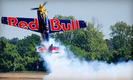 Admission for Two or Four to the Greenwood Lake Airshow on August 16 (Up to 55% Off)