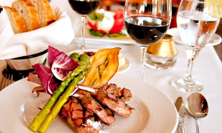 Italian Dinner Cuisine for Dine-In or Carryout at Sette Bello Ristorante (Up to 42% Off). 3 Options Available.