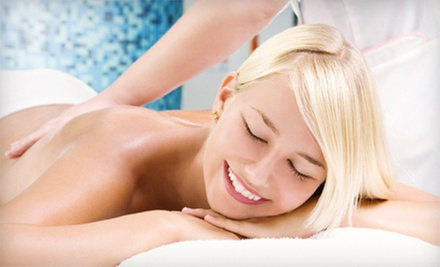 60-Minute Custom Massage, Facial, or Both with Chocolates at Spalishus (Up to 53% Off)