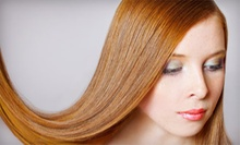 Express Keratin Treatment or Regular Keratin Treatment with Optional Blowout at Eutopia Beauty Studio (Up to 76% Off)