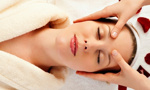 Microdermabrasion and Facial