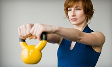 $39 for One Month of Unlimited Boot Camp at Out of Body Fitness ($120 Value)
