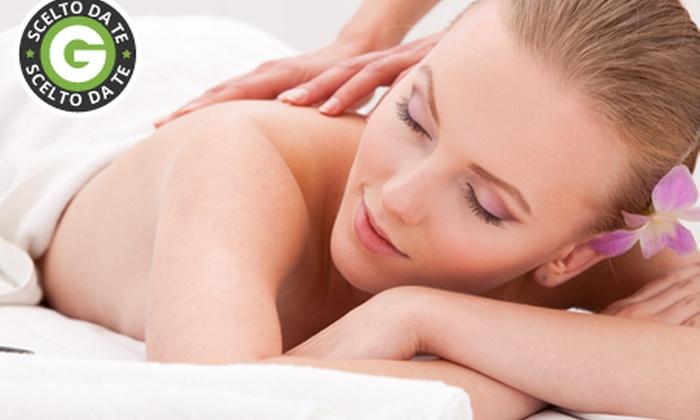 Esprit De Beaute - Esprit de Beauté: 3 massaggi a scelta o in più fanghi drenanti da 49 €