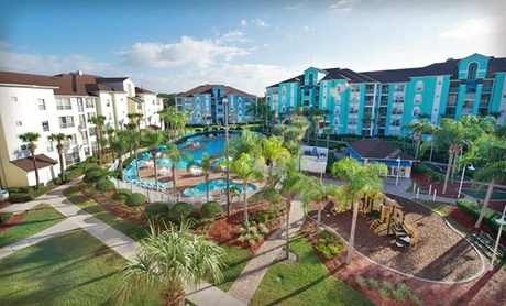 Stay at Grande Villas Resort in Orlando, FL