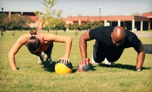 10 or 20 Boot-Camp Classes at Cargo Fitness (Up to 85% Off)
