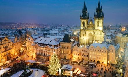 Hotel Ametyst 4* — Praga: 1-4 noites para dois em quarto duplo superior com pequeno-almoço e welcome drink desde 55€