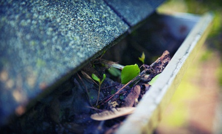 $69 for Gutter Cleaning for Home of Up to 3,500 Square Feet from Quality Gutter & Pressure Cleaning ($250 Value)