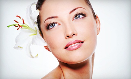 One or Three Diamond Microdermabrasions at Face & Body Tonics (Up to 58% Off)