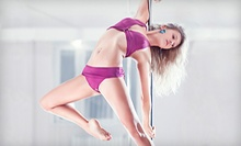 5 or 10 Pole-Dancing Classes at Body In Motion (Up to 73% Off)