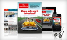 51-Week Digital, Print, or Digital and Print Subscription to _The Economist_ (60% Off)