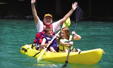 $15 for $34 Worth of Bike and Watersports Equipment Rentals at Wheel Fun Rentals. Six Locations Available.
