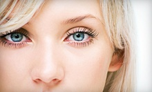 One Set of 80 or 100 Eyelash Extensions at The Works San Diego (Up to 51% Off)