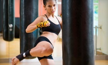 5, 10, or One Month of Unlimited Fitness Classes at Sobekick (Up to 86% Off)