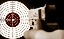 Shooting-Range Outings with Lane Rental, Handgun, and Ammo for One, Two, or Four at Rangemaster (Up to 51% Off)