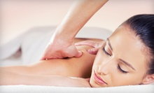 60- or 90-Minute Healing Massage with Reflexology or Hot Stones from Hope JelinekBerry (83% Off)
