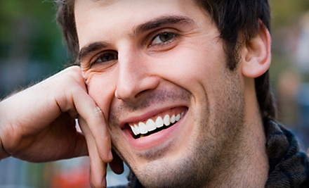 Dental Checkup with Optional Whitening Kit, or an In-Office Whitening Treatment at Fair Lawn Dentists (Up to 87% Off)