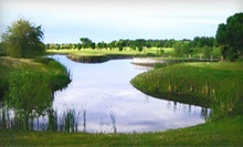 18 Holes of Golf for Two or Four Including Cart Rental at Shadowbrooke Golf Course in Lester Prairie (Up to 52% Off)