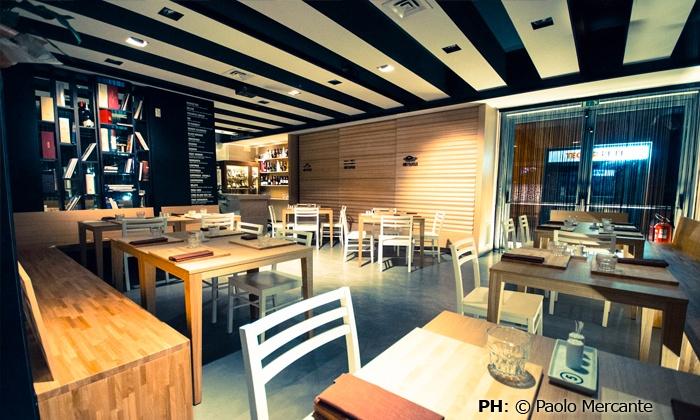 Hoffmann Bistrot - HOFFMANN CAFE: Hoffmann Bistrot - Menu gourmet di 3 o 4 portate e vino da 29,90 €