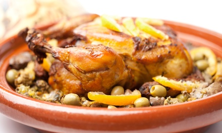 Moroccan and Mediterranean Food for Dinner or Lunch at Tangier Moroccan & Mediterranean Cuisine (Up to 42% Off)