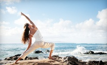 10 or 20 Yoga Classes at Johns Creek Yoga (Up to 73% Off)
