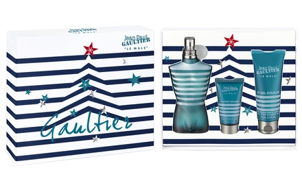 Jean Paul Gaultier Le Mâle 3-Piece Fragrance Set
