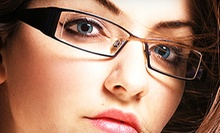 $39 for $150 Toward Frames and Lenses or Contacts at Optical Fashions
