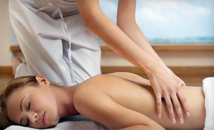 $79 for a Spa Package with a Facial, Swedish Massage, and Shellac Manicure at Hidden Tranquility (Up to $160 Value)