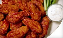 $10 for $20 Worth of Pub Food at Momos Sports Bar &amp; Grill