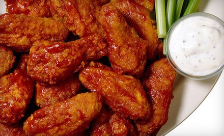 $10 for $20 Worth of Pub Food at Momo's Sports Bar & Grill