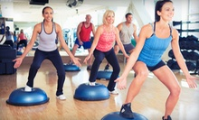 14 Days or One Month of Unlimited Group Personal Training at U First Fitness (Up to 84% Off)