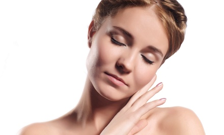 SkinPen Microneedling Treatment for the Face or Face and Neck at Salon Cosmetique (Up to 47% Off)