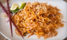 $12 for $25 Worth of Thai Food for Dinner at Thailanding On Alki