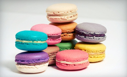 $19 for One Dozen Macarons at Ruelo Patisserie ($40 Value)