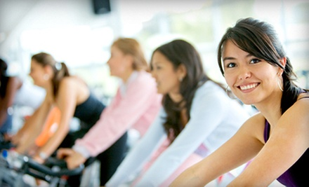 10 or 20 Women's Zumba or Spin Classes at Lady of America Westchester (Up to 80% Off)
