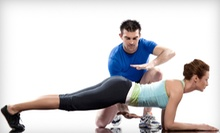 Three or Six One-Hour Personal-Training Sessions at Fitness Together (78% Off)