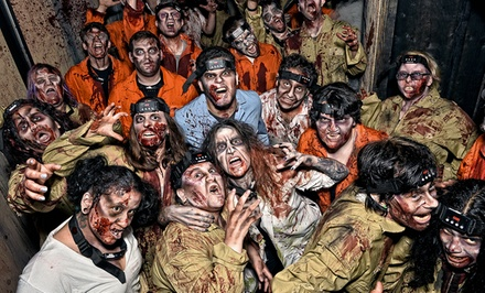 Zombie-Shooting Experience for Two or Five at NYZ Apocalypse (Up to 37% Off)