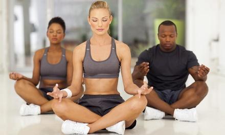 10 Yoga Classes or 1 Month of Yoga Classes at Ama La Vida Whole Body Wellness – All Yoga (Up to 65% Off)