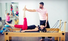 One, Five, or Ten Pilates Equipment Classes at Sports & Spine Rehabilitation Center (Up to 61% Off)