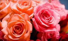 Fresh Floral Arrangements, Bouquets, and Gifts at Conroy’s Flowers (53% Off). Two Options Available.