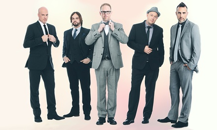 MercyMe at Mississippi Coliseum on Saturday, October 4, at 7 p.m. (Up to 55% Off)