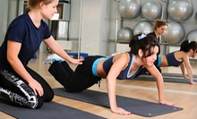 10 or 20 Small-Group Personal-Training Classes at FitClass Studio (Up to 71% Off)