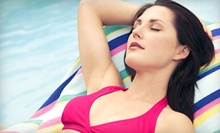 Six Laser Hair-Removal Treatments for Small, Medium, or Large Area at Soft as Silk Laser in Hudson (Up to 84% Off)