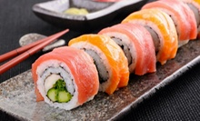 $15 for $30 Worth of Sushi and Japanese Food at Ichiban Hibachi Steakhouse & Sushi Bar. Two Options Available.
