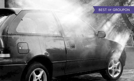 $20.75 for Three Full-Service Car Washes at Fashion Square Car Wash in Sherman Oaks (Up to $38.97 Value)