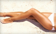 Two or Four Custom Spray Tans at Salon Chi (Up to 52% Off)